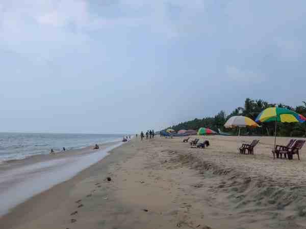 Marmai Beach Alleppey