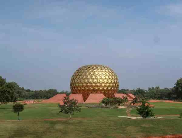 Pondicherry to Auroville
