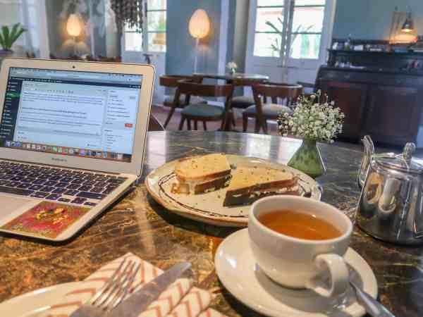 Pondicherry White Town Coromandel Cafe