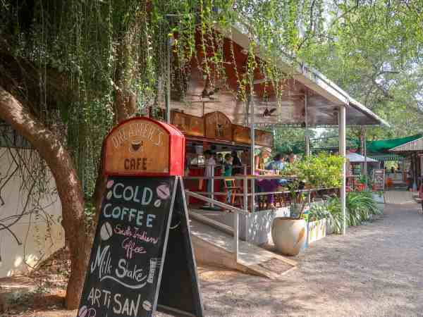 Auroville Visitor Centre Cafe