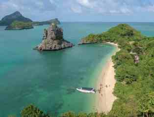 anthong national marine park thailand