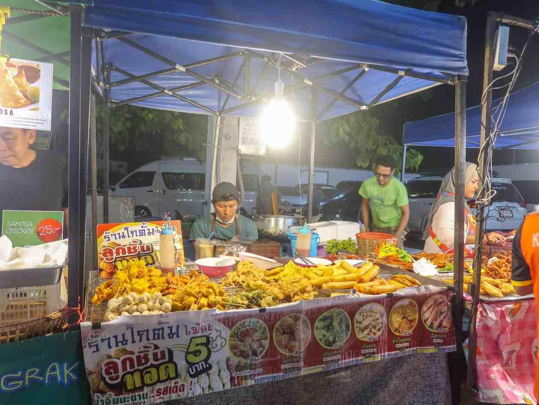koh samui on a budget, Friday night market
