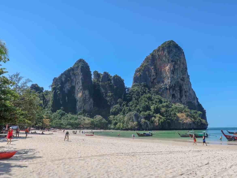ao nang to railay, beach day trip