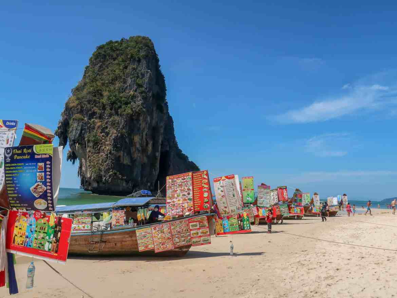 ao nang to railay, day trip