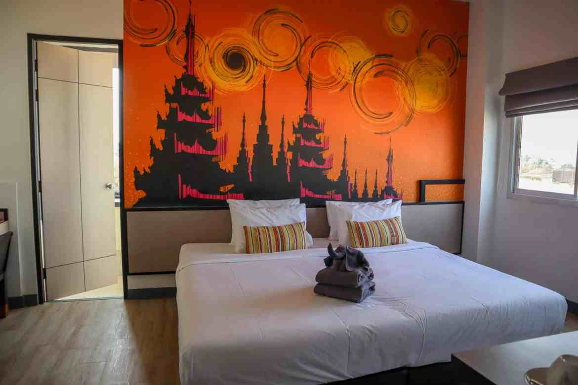 The Small Hotel Chiang Mai