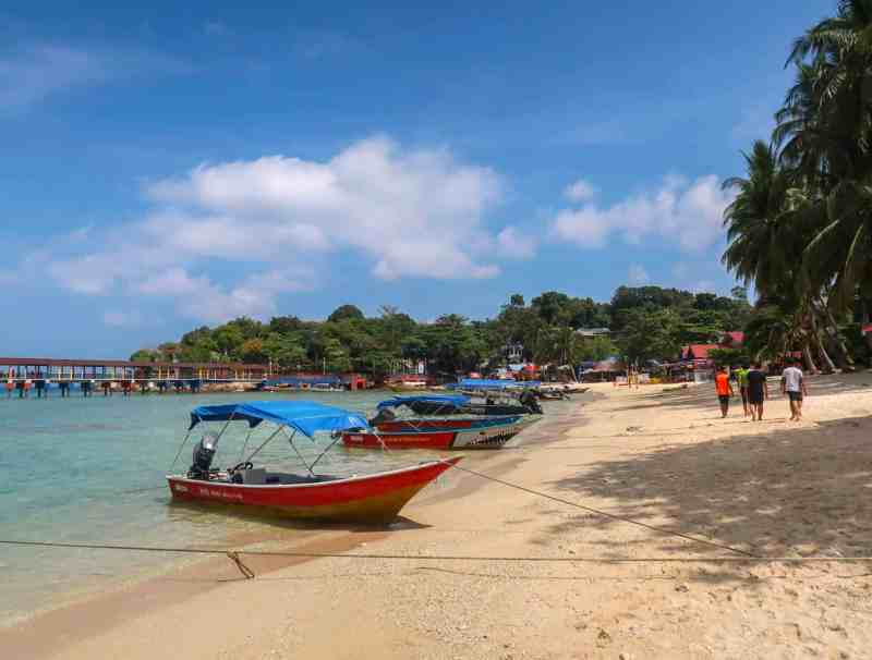 Small Perhentian Island Guide, Perhentian Kecil