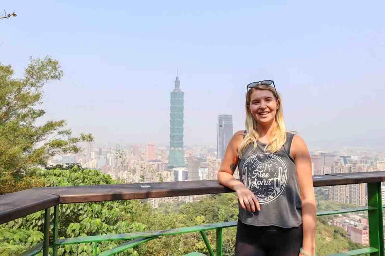 Taipei travel tips elephant mountain