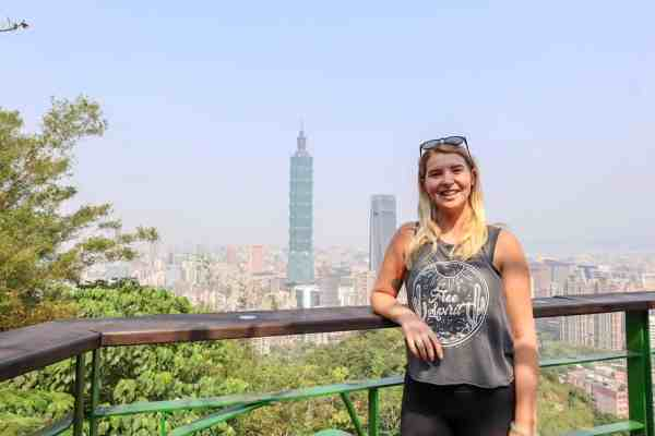 Taipei travel tips elephant mountain