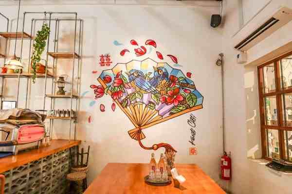 things to do in Melaka Malaysia cafe