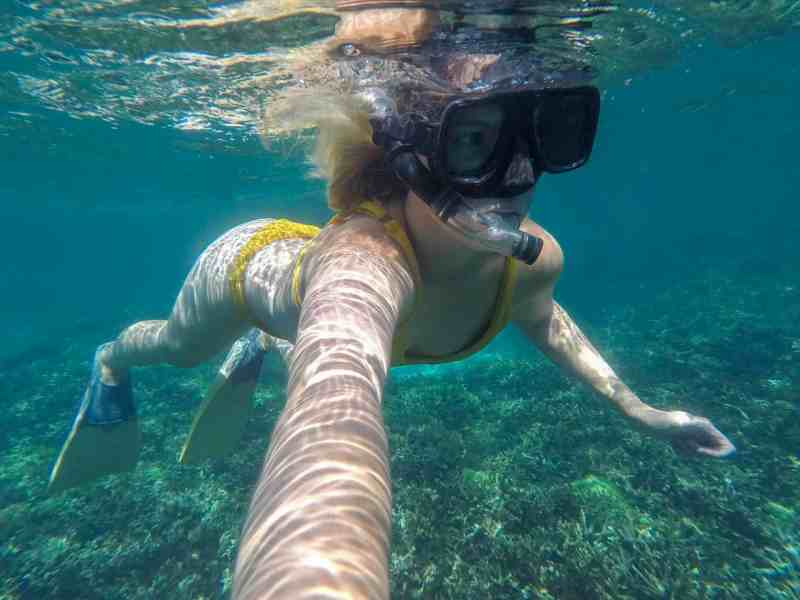 Perhentian Islands Costs of snorkelling