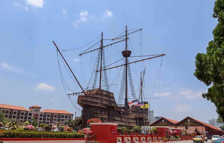 things to do in Melaka Malaysia, maritime museum