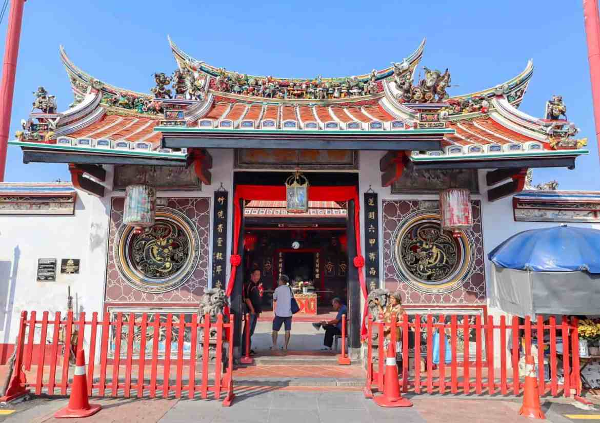 things to do in Melaka Malaysia, temple