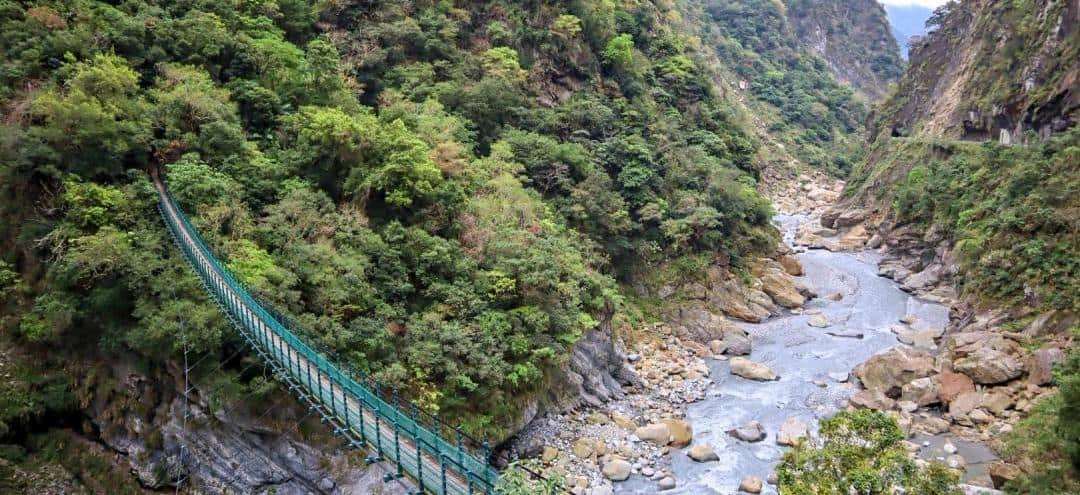 How to Do a Day Trip to Taroko National Park from Hualien by Bus!