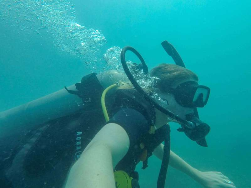 Small Perhentian Island Guide, Perhentian Kecil, Scuba Diving Perhentian Islands