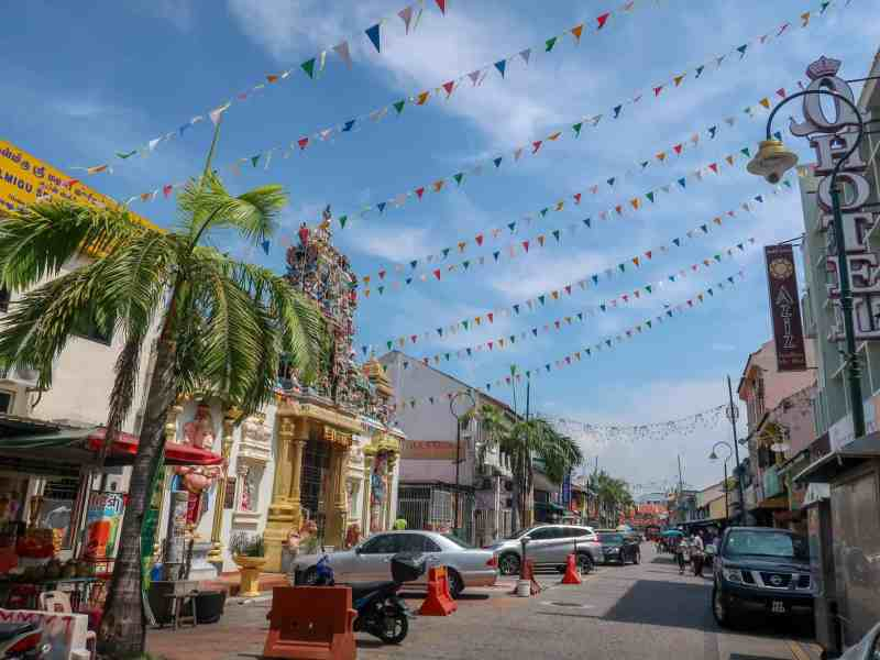 things to do in Georgetown Malaysia, georgetown free walking tour