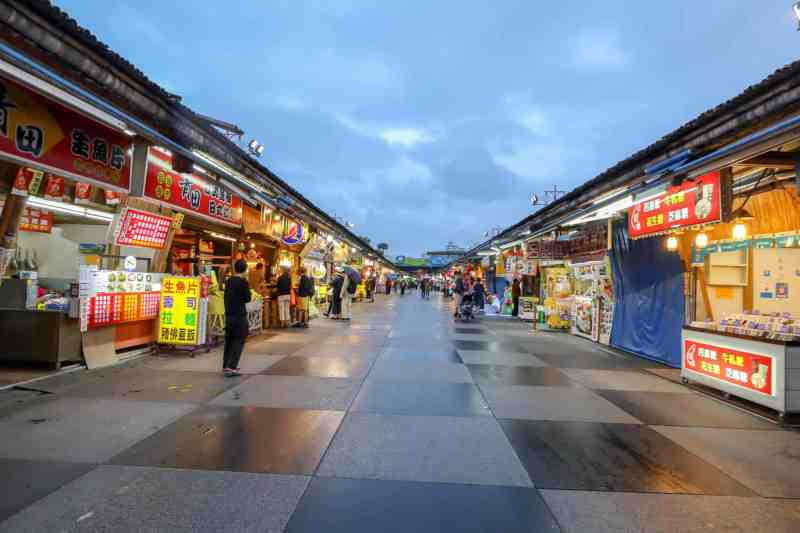 Hualien night market | places to visit in Taiwan