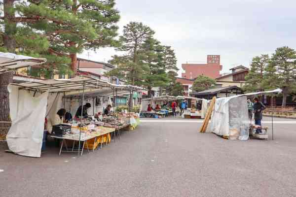 Things To Do In Takayama Jinya-Mae Morning Market
