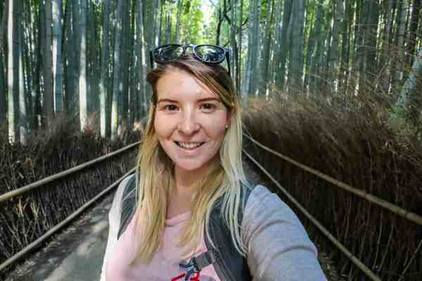 Kyoto 1 Day Itinerary, Bamboo Forest