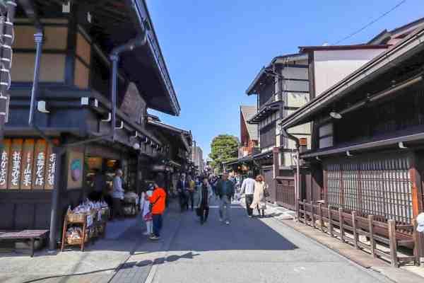 Things To Do In Takayama, Sanmachi Street Takayama