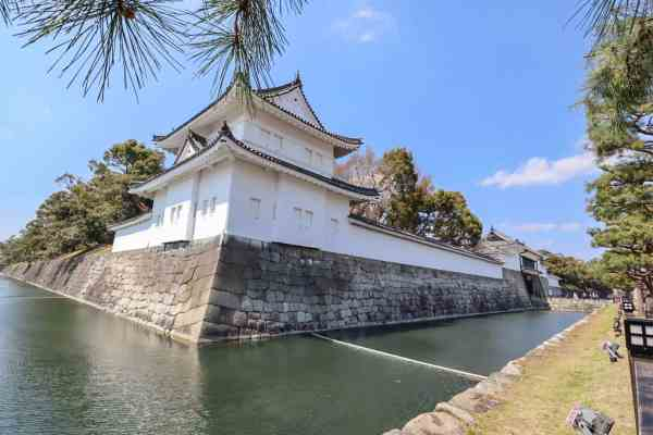 Kyoto Palace Kyoto day trip itinerary