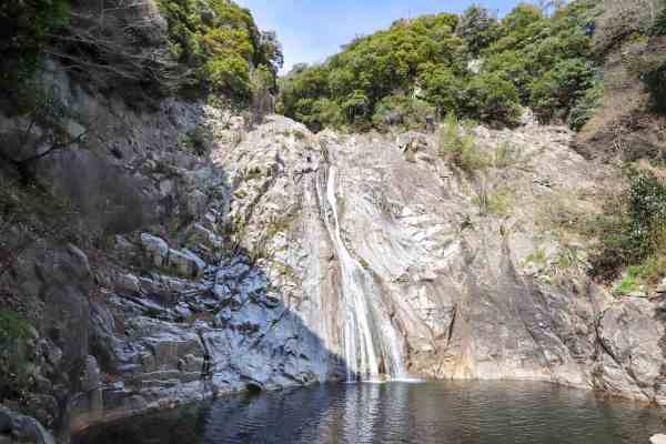 things to do in kobe nunobiki falls