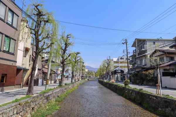 Kyoto 1 Day Itinerary, River