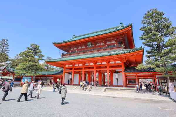 Kyoto 1 Day Itinerary, Temple