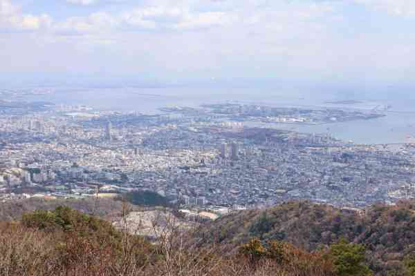 free things to do in kobe japan