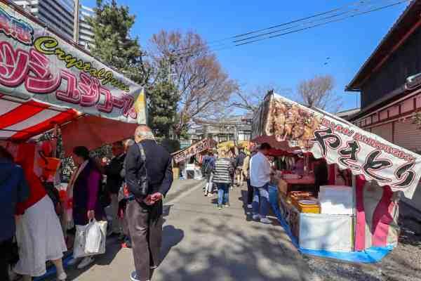 Kyoto 1 Day Itinerary, Kyoto Street Food