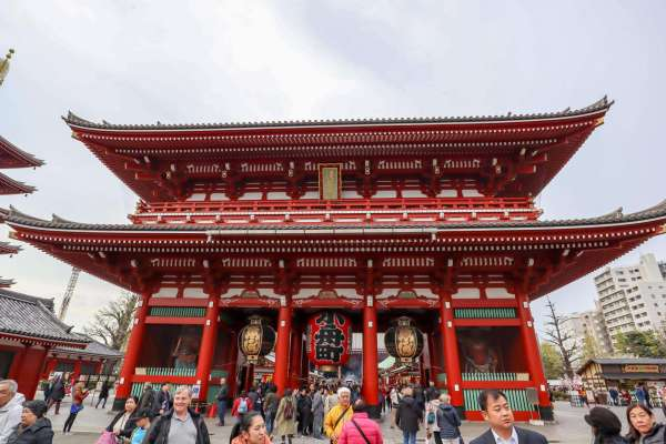 free things to do in tokyo senso ji temple