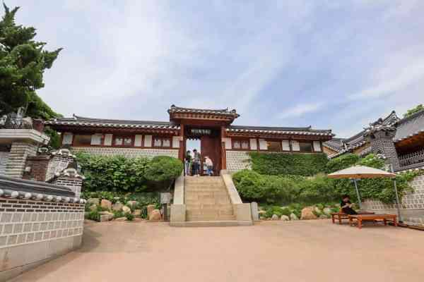 free things to do in Seoul - Bukchon Hanok Village Seoul