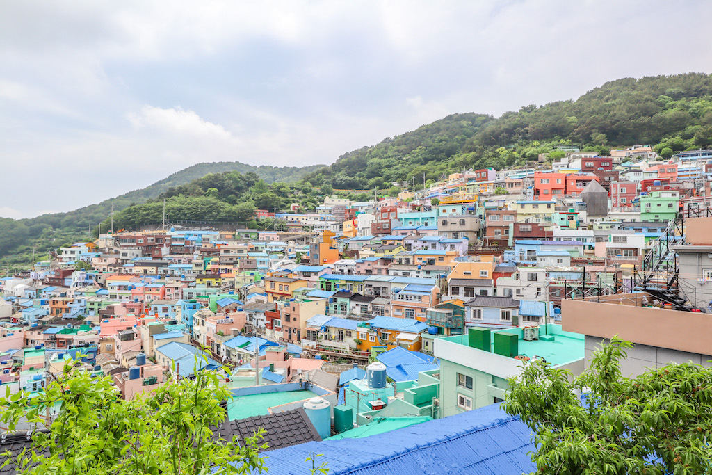 Things to do in Busan, Gamcheon Culture Village