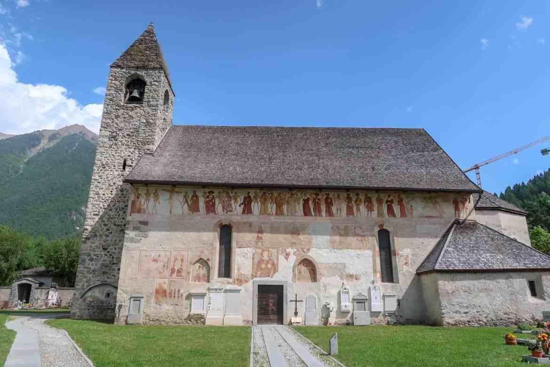 Pinzolo Church