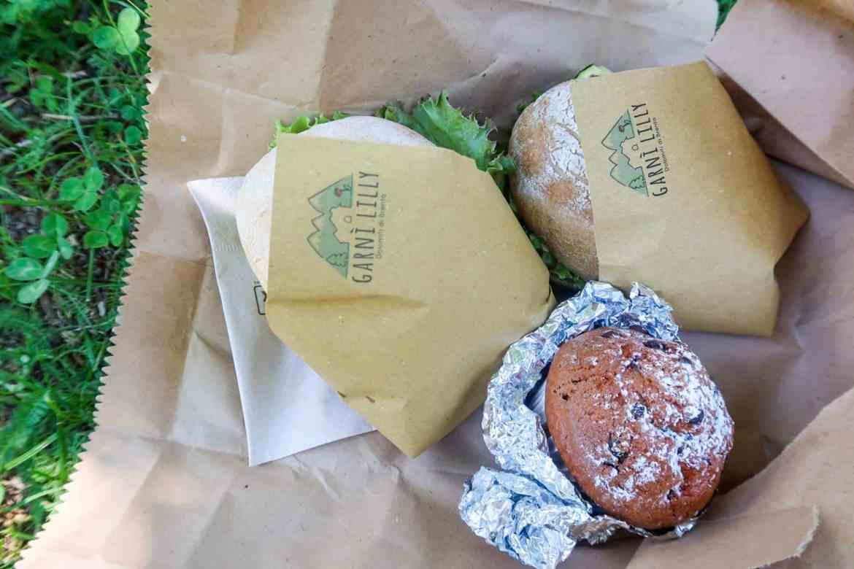San Vili Pathway Trek Packed Lunch