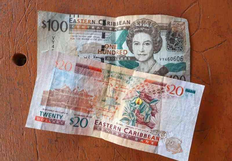 Dominica travel guide, eastern caribbean dollars