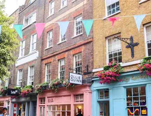 Covent Garden London Guide