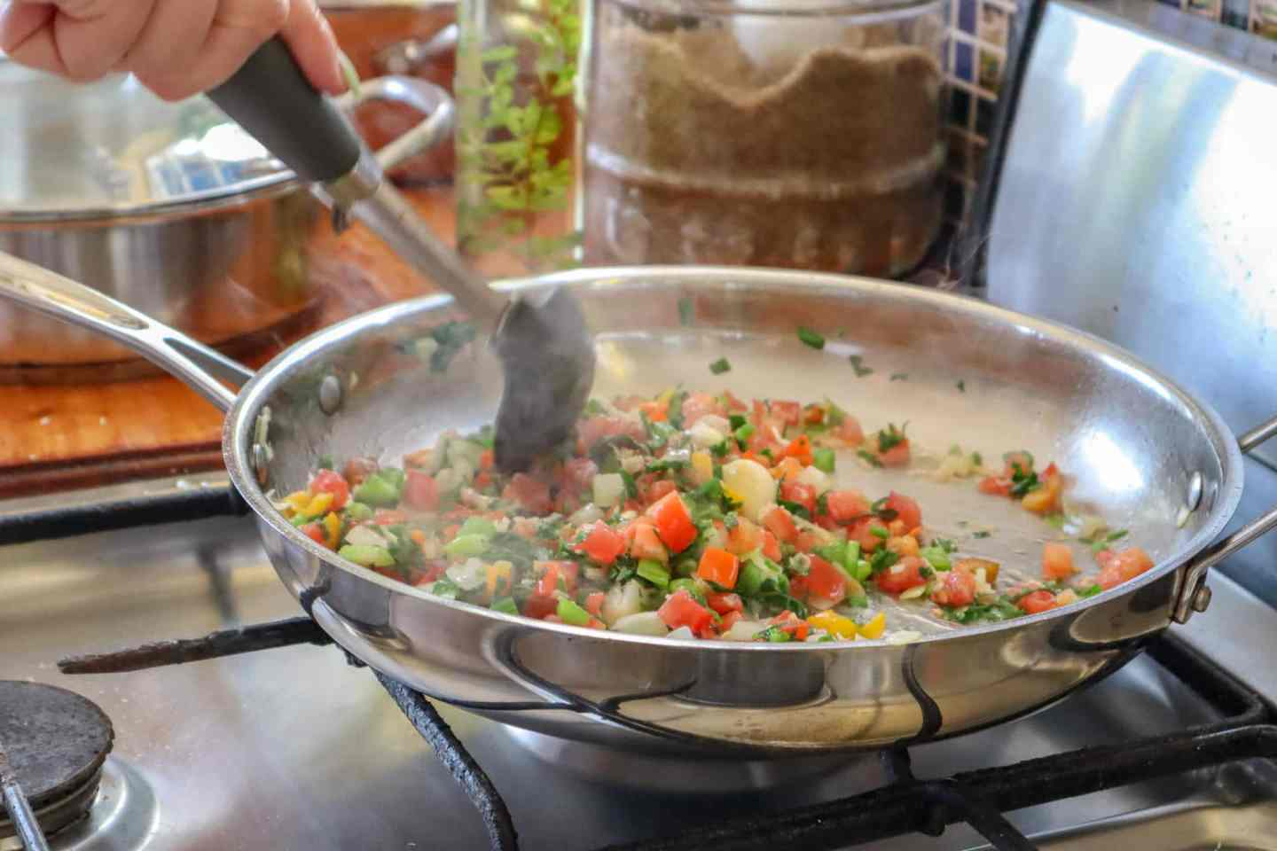 Cooking Caribbean food in Dominica | dominica day tours