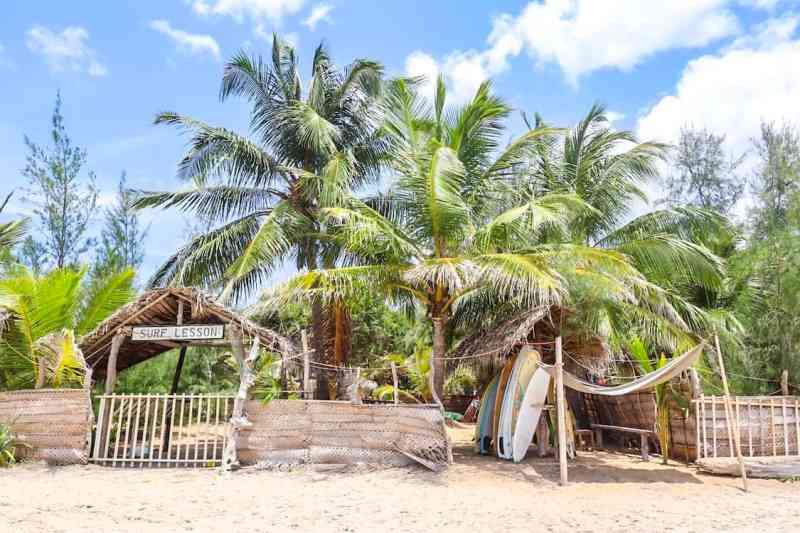 Things to do in Arugam Bay, Arugam Bay surf school