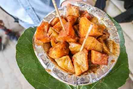 Street Food Street Food Tour Old Delhi Reality Tours