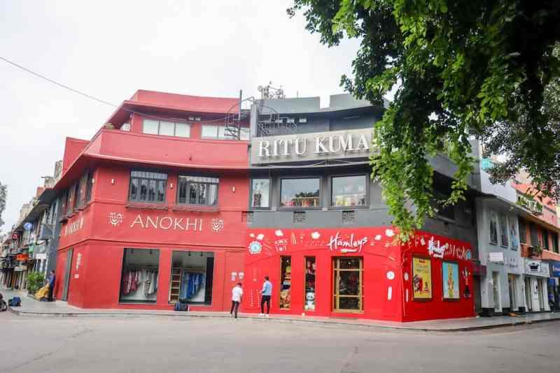 hamlets store in Khan Market