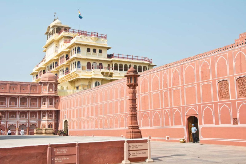 Jaipur Palace | best places to travel in Asia December and January
