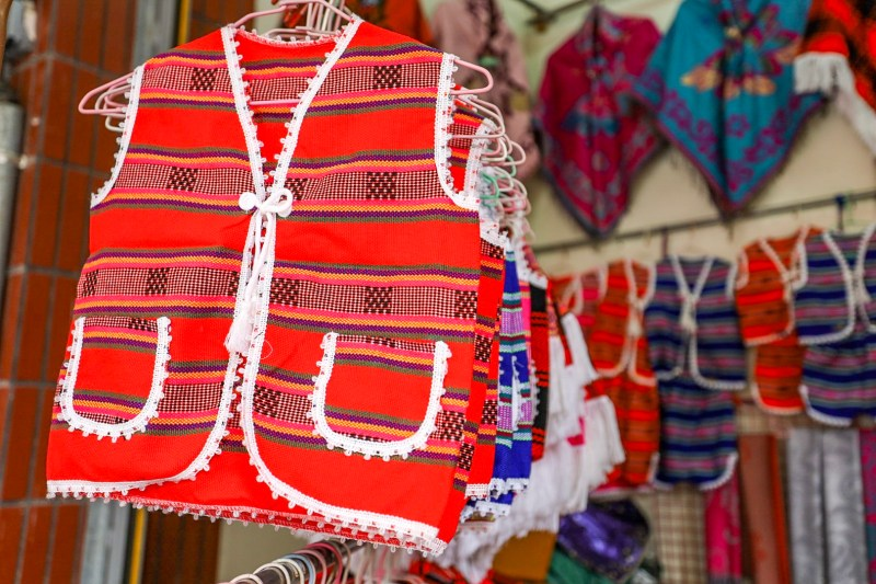 local aboriginal clothes in its thao