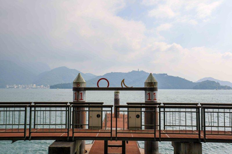 sun moon lake day trip from Taichung