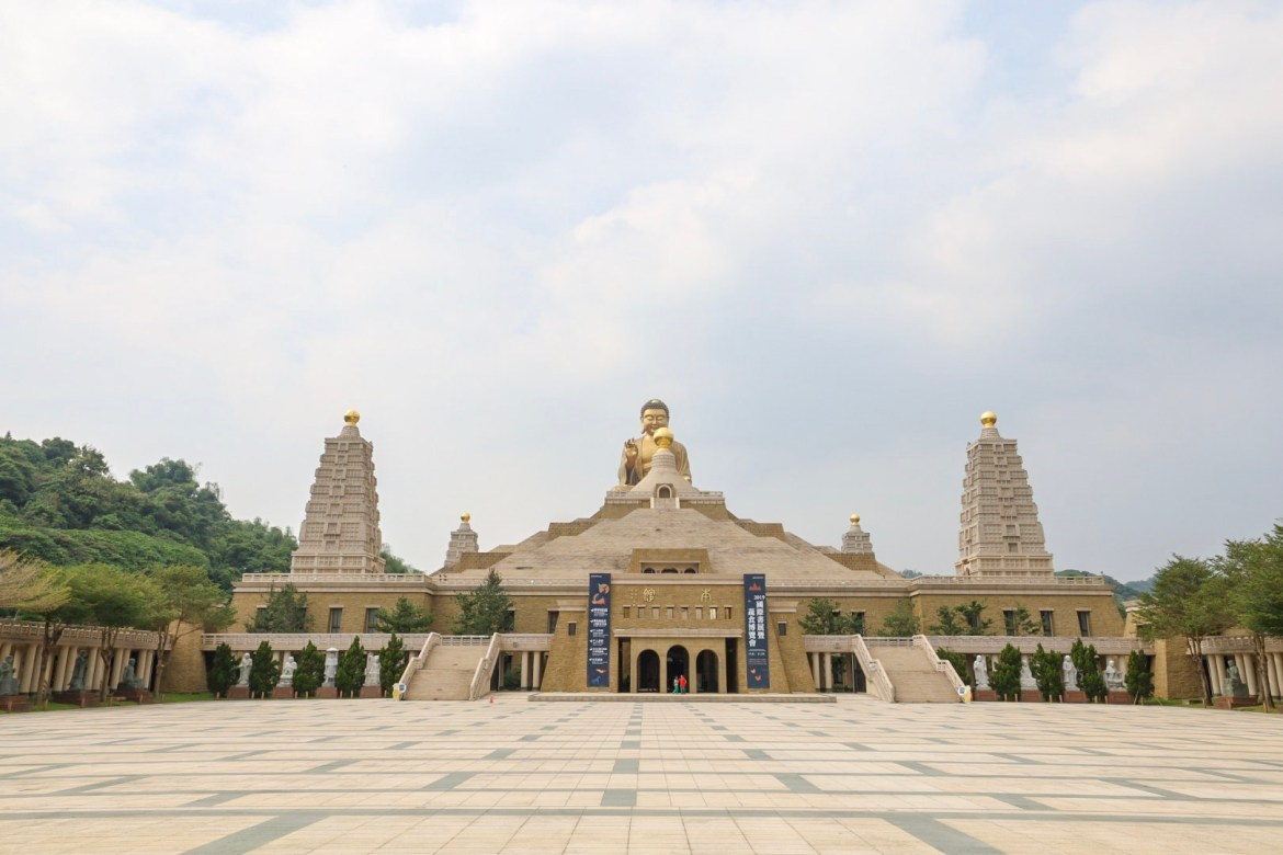 fo gang shan monestary | things to do in Kaohsiung