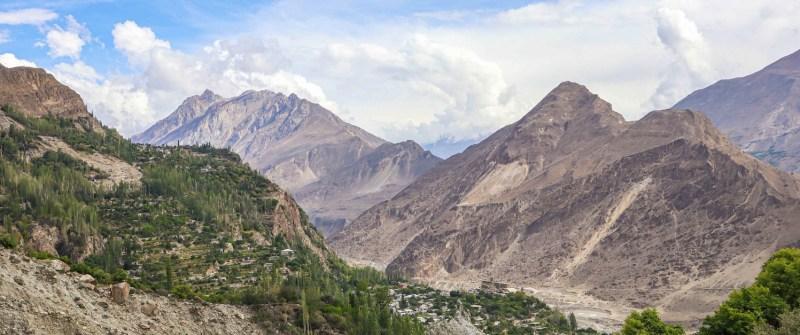 Pakistan itinerary