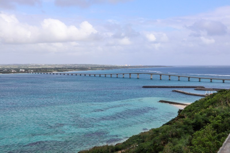 Ryugujo Observatory | things to do in Miyakojima island