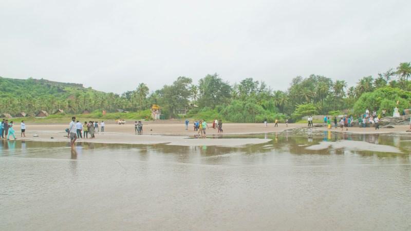 beaches in Goa for foreigners, Vagator Beach