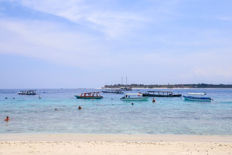 Gili T Ocean for Stand up paddle boarding   things to do in Gili T
