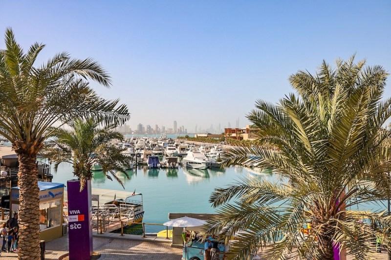 Kuwait Marina   places to visit in kuwait