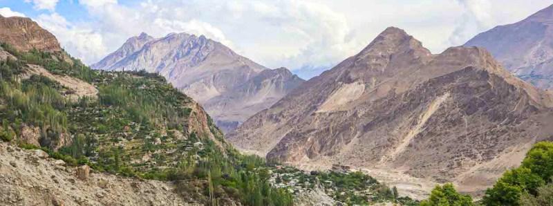 mountains of hunza   2 week pakistan tour